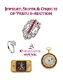 Jewelry, Silver & Objects of Vertu e-Auction