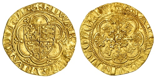 The Isladulcie Collection of English Hammered Gold Coins
