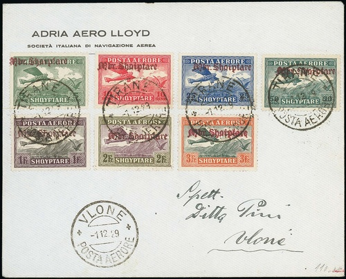 The Philatelic Collectors' Series Sale - conducted behind closed doors