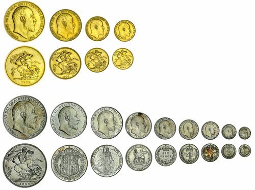 The Sir Rodney Sweetnam KCVO CBE Collection of English Gold Coins and Other Properties - Conducted behind closed doors