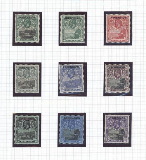 The Philatelic Collectors' Series Sale