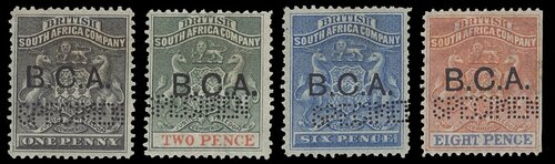 The 'Blanic' Collection of Nyasaland and Rhodesia