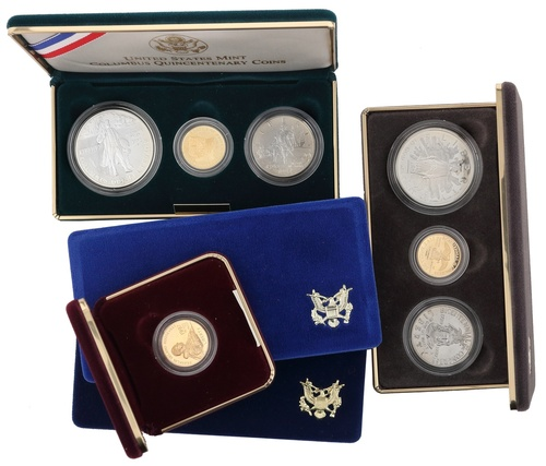 Auktion - The Numismatic Collector's Series Sale at Grand Hyatt, NY