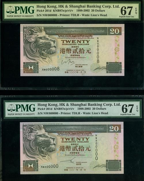 Auktion - Banknotes, Bonds & Shares and Coins of China and Hong Kong